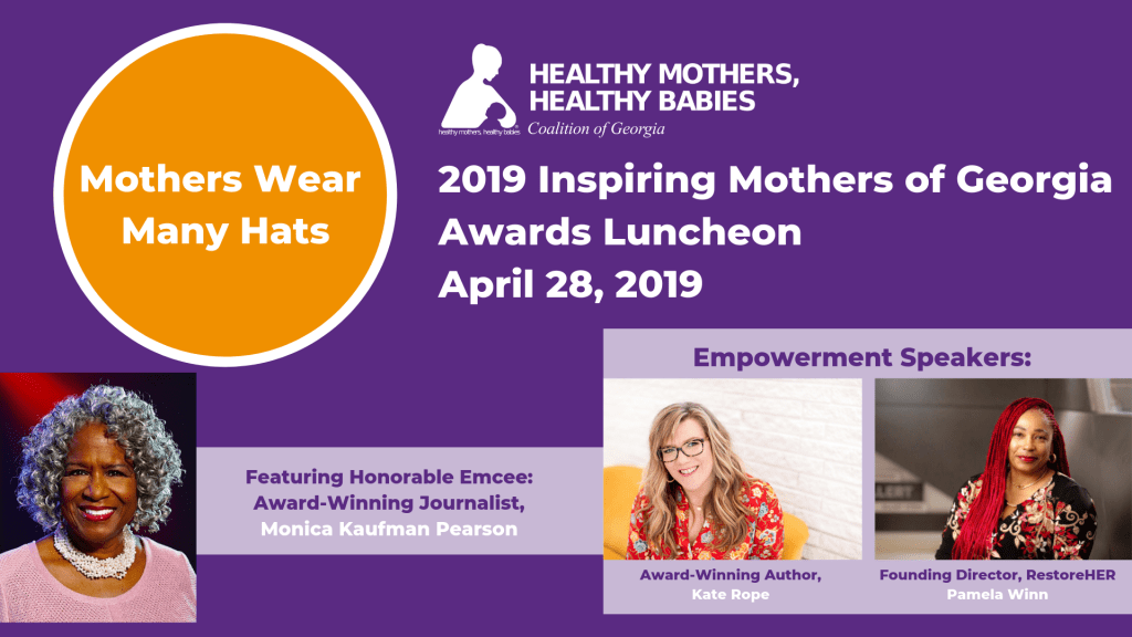 HMHBGA » Blog Archive 3rd Annual Mother's Day Luncheon